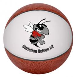 Mini Personalized Basketball