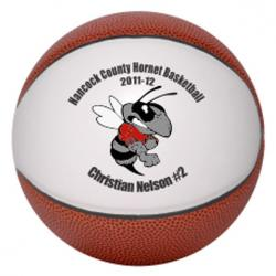 Mini Personal Plus Personalized Basketball