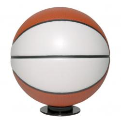 FULL-SIZE TWO PANEL CUSTOM BASKETBALL
